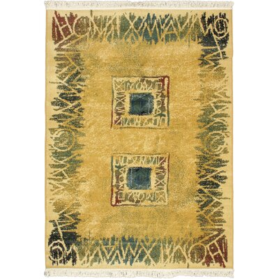 Domenica Light Gold Area Rug