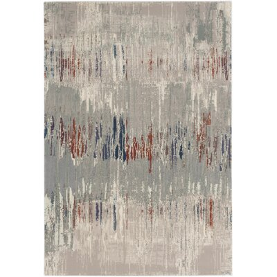 Crigler Gray Area Rug