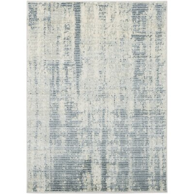 Gentner Cream/Light Gray Area Rug