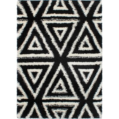 Chesterhill Black/Cream Area Rug