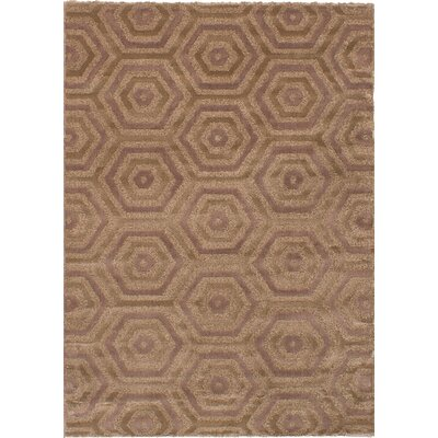 Clack Brown Area Rug