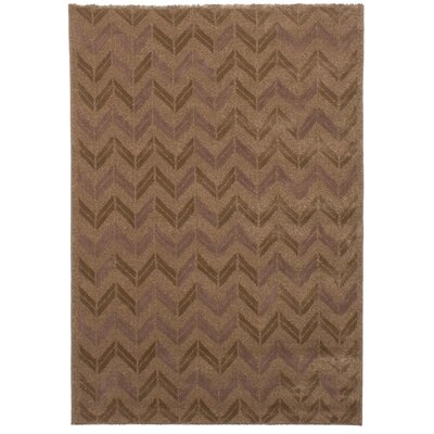 Gentner Brown Area Rug