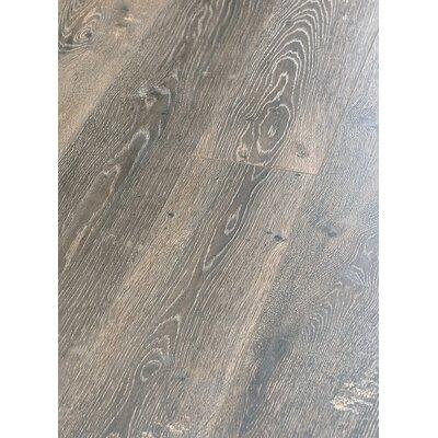 Machu Picchu 8 x 49 x 12mm Laminate Flooring in Brown (Set of 4)
