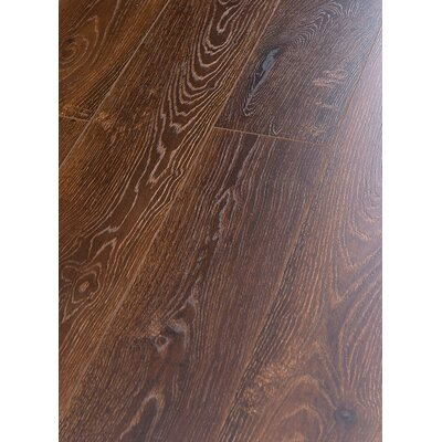 Machu Picchu 8 x 49 x 12mm Laminate Flooring in Brown (Set of 4)