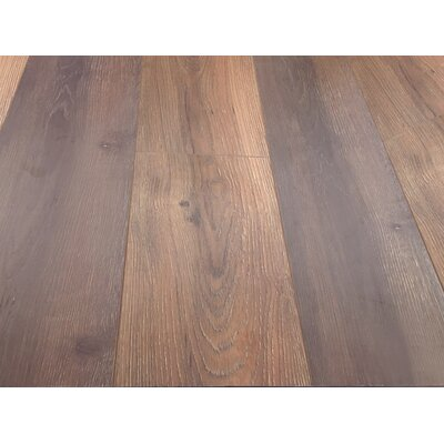 Alice Adventures 8 x 49 x 12mm Laminate Flooring in Brown