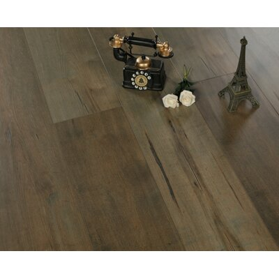 Rare Species 8 x 49 x 12mm Laminate Flooring in Brown (Set of 4)