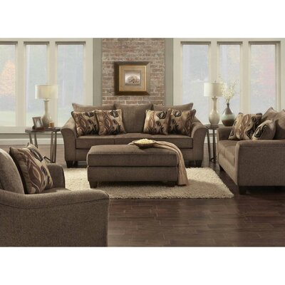 Campanella 3 Piece Living Room Set