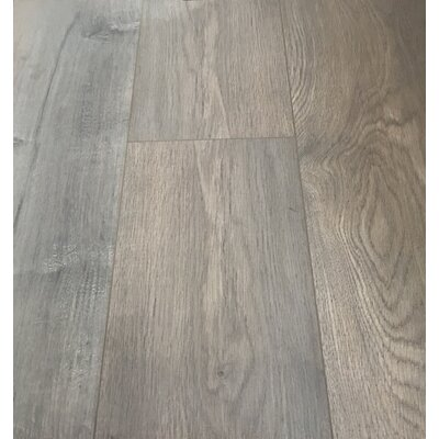 European Oak 8 x 49 x 12mm Laminate Flooring in Brown (Set of 4)