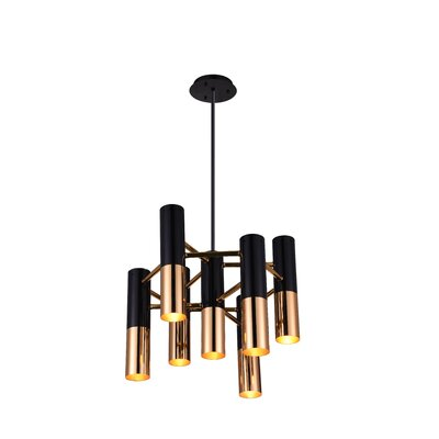 Anem 7-Light Candle-Style Chandelier