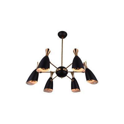 Rolin 12-Light Candle-Style Chandelier