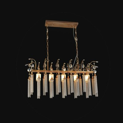 Chloe 5-Light Candle-Style Chandelier