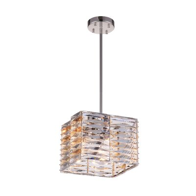 Squill 4-Light Mini Chandelier