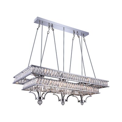 Shalia 20-Light Crystal Chandelier