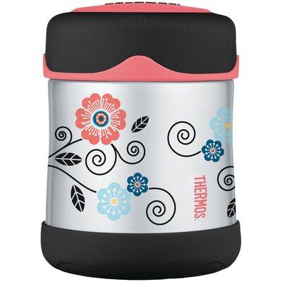 Foogo Poppy Patch Leakproof Food Jar THRB3002PP2