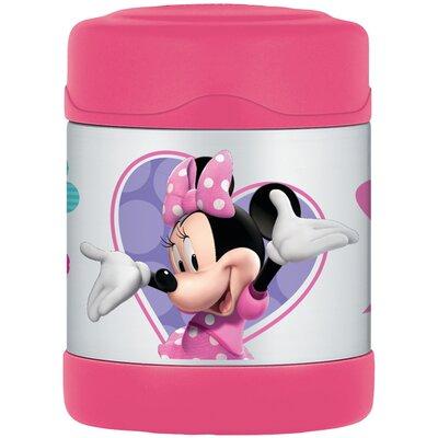 Disney's Minnie Mouse Food Jar THRF3004MM6M