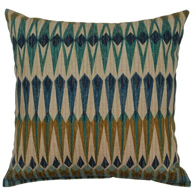 Costas Throw Pillow Color: Prairie