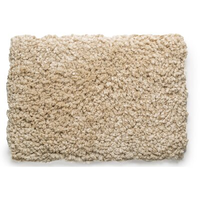 Fairhill Absorbent 100% Cotton Bath Rug Color: Beige