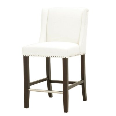 Craner Upholstered Bar Stool (Set of 2)