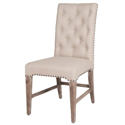 Parfondeval Upholstered Dining Chair (Set of 2)