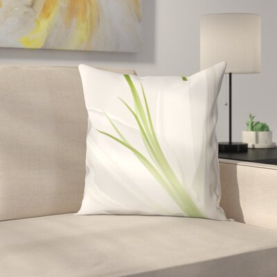 Maja Hrnjak Lily Throw Pillow Size: 14 x 14