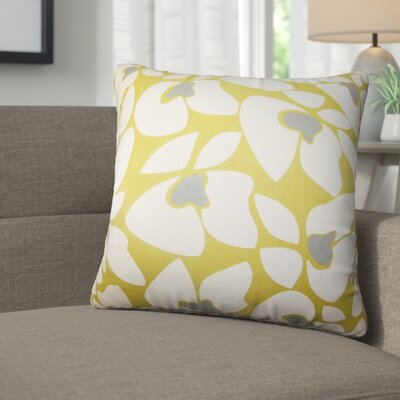 Hadassah Geometric Cotton Throw Pillow