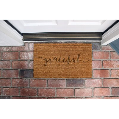 Withyditch Coir Doormat