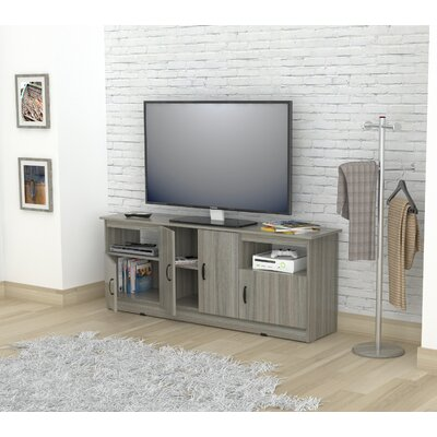 Galeton Contemporary 62.99 TV Stand Color: Smoke Oak