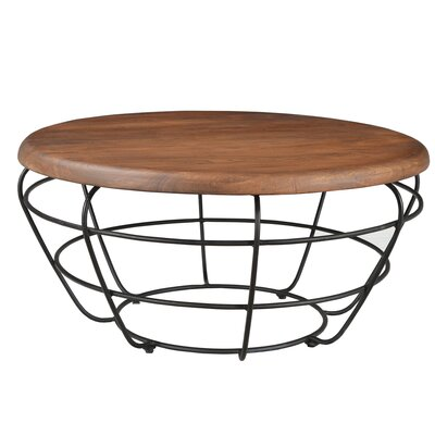 Costanza Coffee Table Size: 16 H x 32 W x 32 D