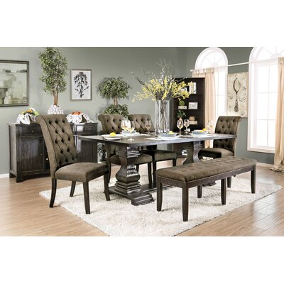 Kulik Rustic 2 Piece Dining Set