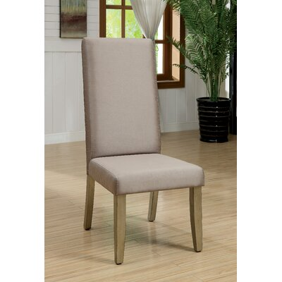 Mcdavid Contemporary Upholstered Dining Chair