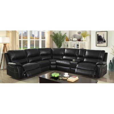 Dineen Contemporary Reclining Sectional