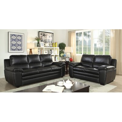 Dinges Contemporary Configurable Living Room Set