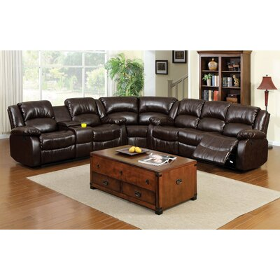 Liddington Transitional Reclining Sectional