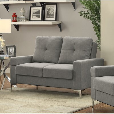 Hutsell Adjustable Loveseat