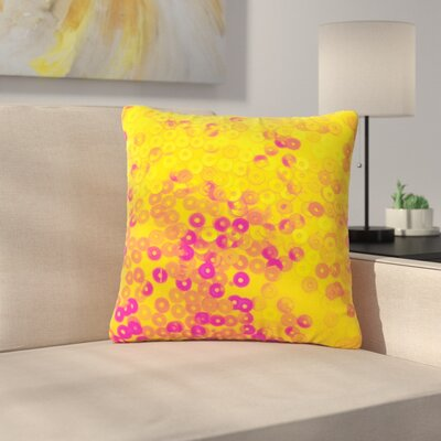 Louise Machado Dots Mixed Outdoor Throw Pillow Size: 16 H x 16 W x 5 D