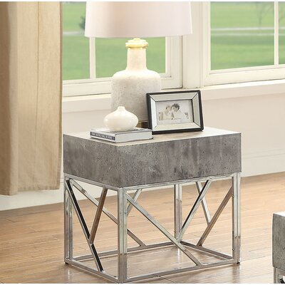 Hutson End Table