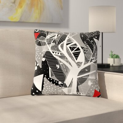 Marianna Tankelevich Geometric Play Outdoor Throw Pillow Size: 18 H x 18 W x 5 D