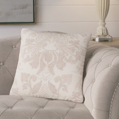 Nathan Decorative 100% Cotton Throw Pillow Color: Stone