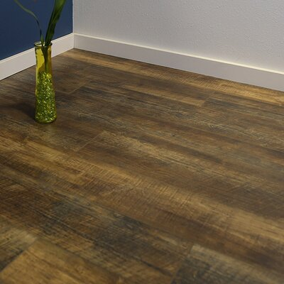 Homestead 8 x 48 x 3mm Pine Laminate Flooring in Embossed