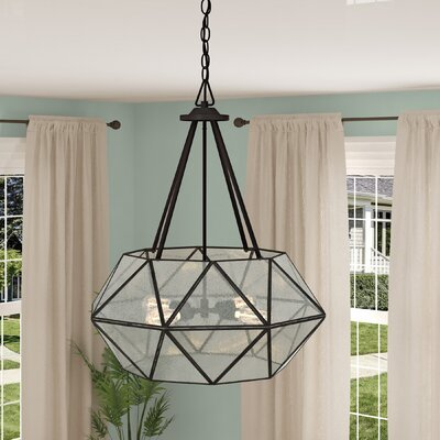 Careen 4-Light Pendant