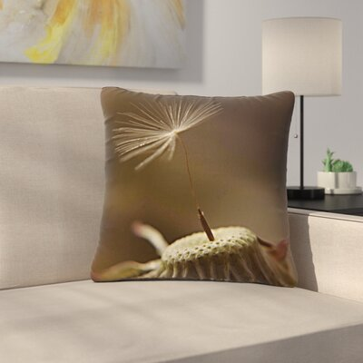 Angie Turner One Wish Outdoor Throw Pillow Size: 18 H x 18 W x 5 D