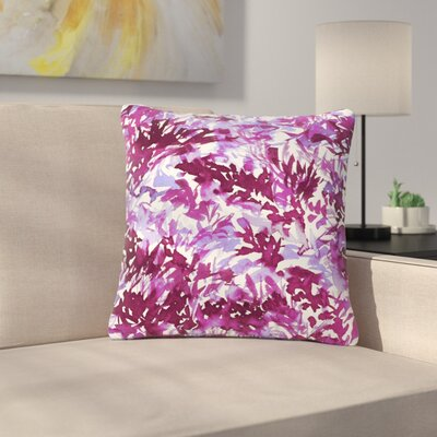 Ebi Emporium Size: 18 H x 18 W x 5 D, Color: Plum Purple