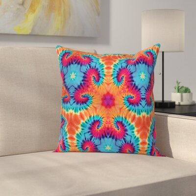 Elegant Square Pillow Cover Size: 18 x 18