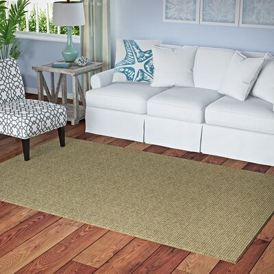 Waverly Taupe Area Rug Rug Size: 6 x 9