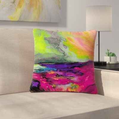 Ebi Emporium Elevated 1 Outdoor Throw Pillow Size: 18 H x 18 W x 5 D