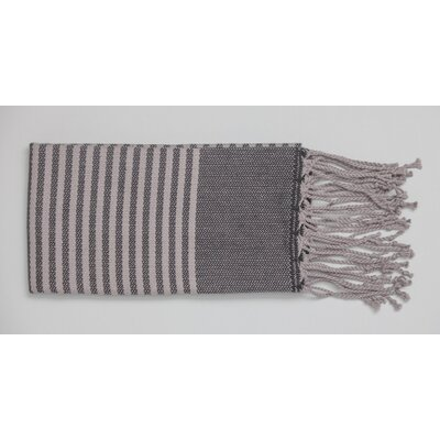 Mckenzi Hand Towel Color: Dark Gray
