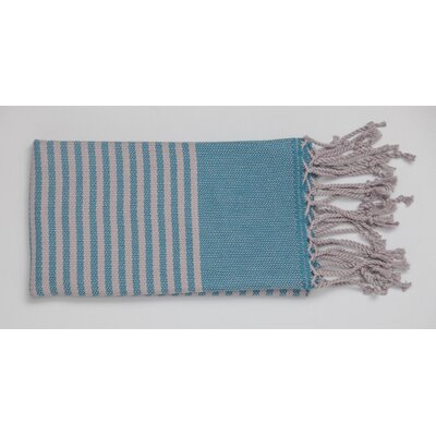 Mckenzi Hand Towel Color: Teal