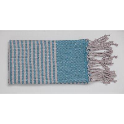 Mckenzi Hand Towel Color: Teal