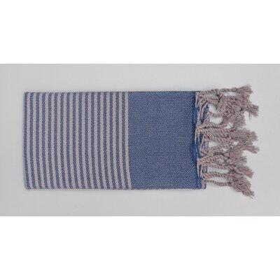 Mckenzi Hand Towel Color: Dark Navy