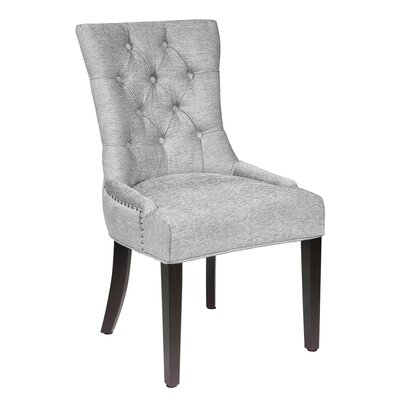 Cronk Contemporary Upholstered Dining Chair